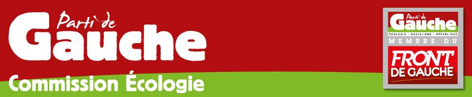 Commission écologie du Parti de Gauche